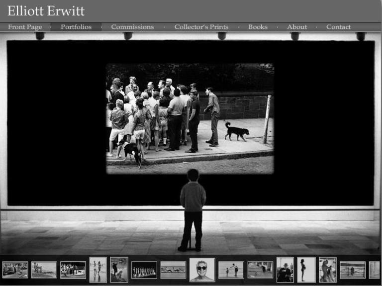 Eliott Erwitt exaple
